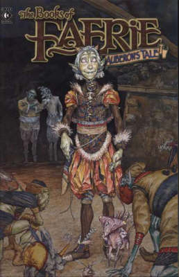 Books of Faerie: Auberon's Tale - Books of faerie (Paperback)
