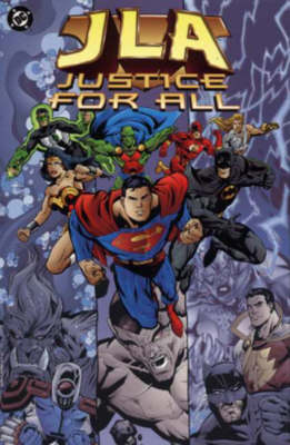 Justice League of America: Justice for All - JLA S. (Paperback)