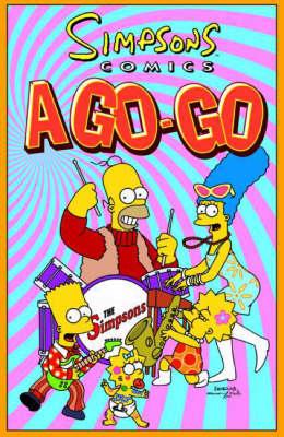 Simpsons Comics A-go-go (Paperback)