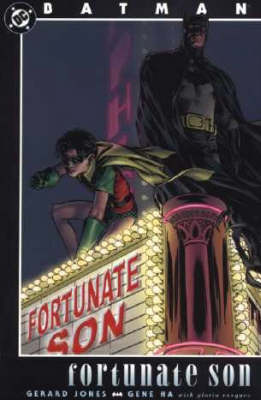 Batman: Fortunate Son - Batman (Paperback)
