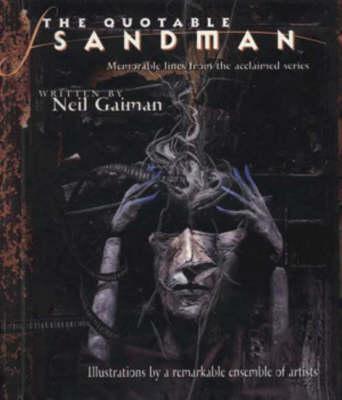 "The Quotable ""Sandman"" (Hardback)"