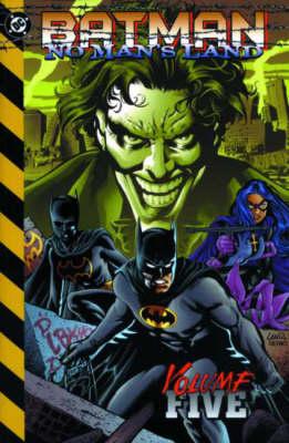 Batman: Bk. 5: No Man's Land - Batman (Paperback)