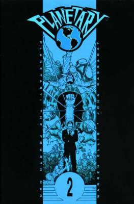 Planetary: The Fourth Man - Planetary S. v. 2 (Hardback)