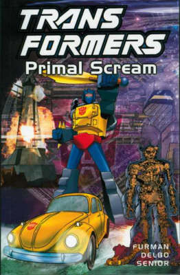 Primal Scream - Transformers S. (Paperback)