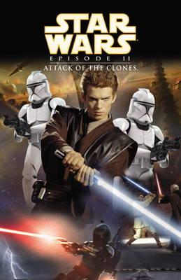 """Star Wars Episode II"": Attack of the Clones - Star Wars (Paperback)"