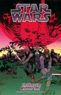 Star Wars: Hunt for Aurra Sing - Star Wars (Paperback)