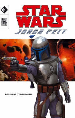 Star Wars - Jango Fett (Paperback)