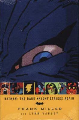 Batman: The Dark Knight Strikes Again - Batman (Paperback)