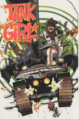 Tank Girl 3 (Paperback)