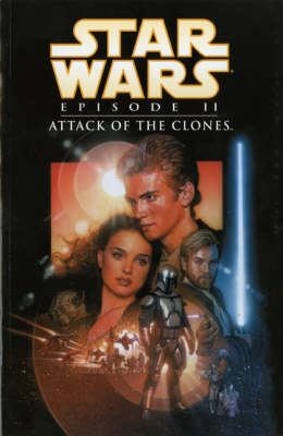 Attack of the Clones - Star Wars (Paperback)