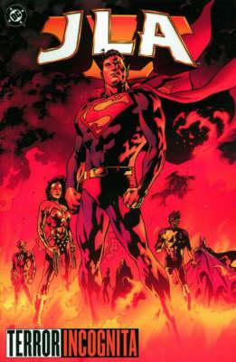 Justice League of America: Terror Incognito - JLA S. (Paperback)