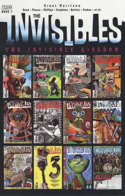 Invisibles: Invisible Kingdom - The Invisibles (Paperback)