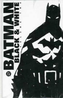 Batman: v. 2: Black and White - Batman (Paperback)