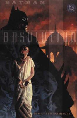 Batman: Absolution - Batman (Paperback)