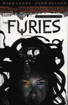 The Sandman Presents: The Furies - Sandman presents (Paperback)