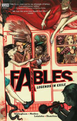 Fables: Legends in Exile - Vertigo S. Bk.1 (Paperback)
