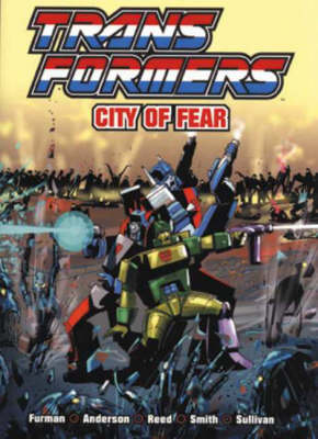 Transformers: City of Fear - Transformers S. (Paperback)