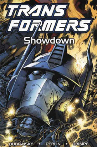 Transformers: Showdown - Transformers S. (Hardback)