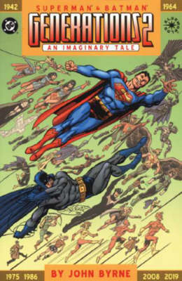 Superman/Batman: Generations Bk. 2 - Superman & Batman (Paperback)