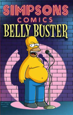 Simpsons Comics: Belly Buster - Simpsons comics (Paperback)