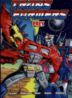 Transformers: Prey - Transformers S. (Paperback)
