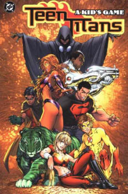 Teen Titans: Kid's Game (Paperback)