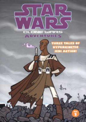 Star Wars - Clone Wars Adventures: v. 2 - Star Wars (Paperback)