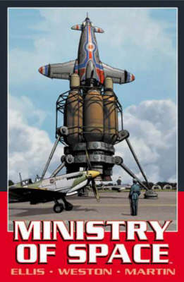 Ministry of Space (Paperback)