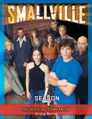 Smallville: The Official Companion (Paperback)