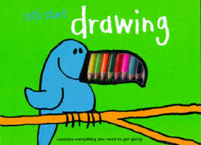 Let's Start Drawing - Let's Start