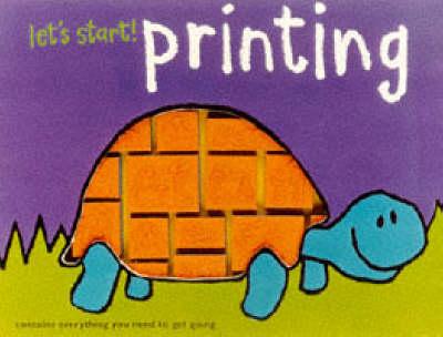 Let's Start: Printing (Hardback)