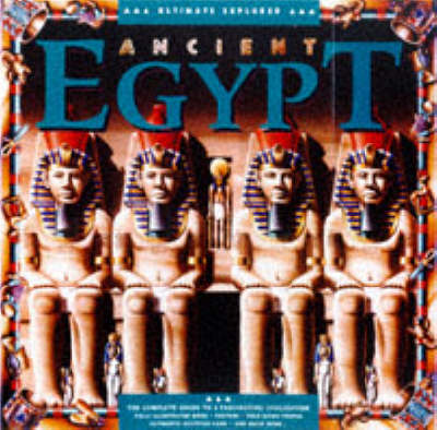 Egypt - Ultimate Explorers S. (Hardback)