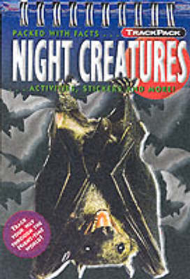 Track Packs: Night Creatures - TrackPack (Paperback)