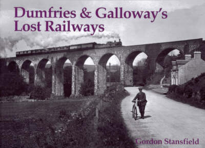 Dumfries and Galloway's Lost Railways (Paperback)