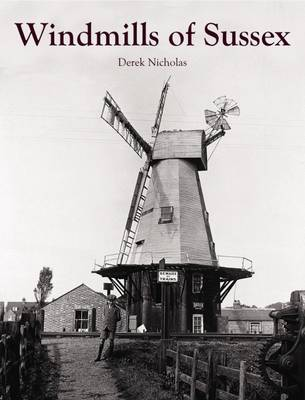Windmills of Sussex (Paperback)