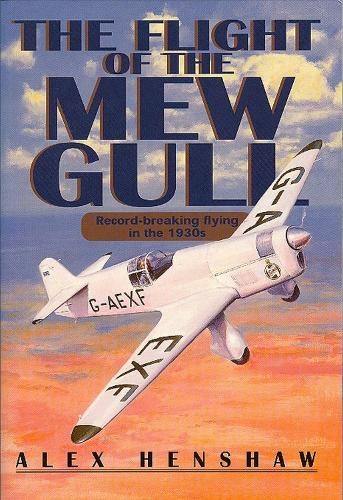 The Flight of the Mew Gull (Paperback)