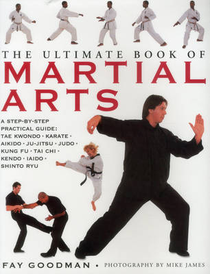 Ultimate Book of Martial Arts (Paperback)