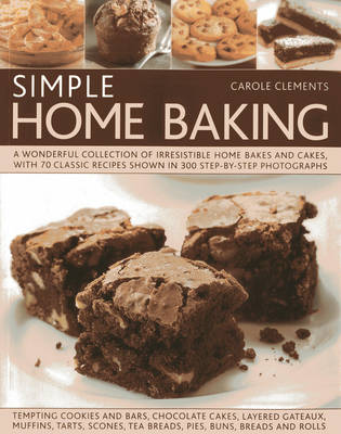Simple Home Baking (Paperback)
