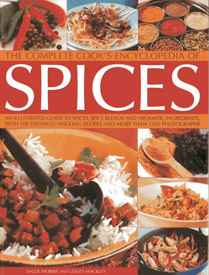 Complete Cook's Encyclopedia of Spices (Paperback)