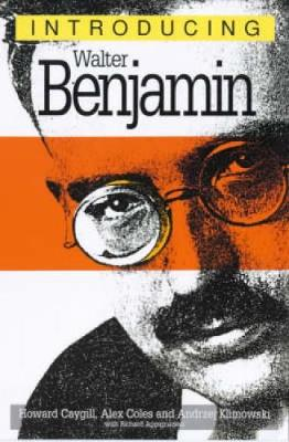 Introducing Walter Benjamin - Introducing... (Paperback)