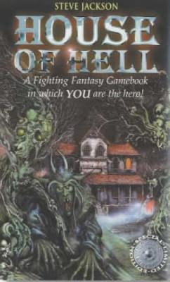 House of Hell - Fighting Fantasy S. (Paperback)