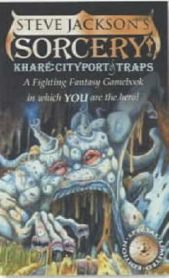 Sorcery!: Khare (Book 2) - Fighting Fantasy (Paperback)