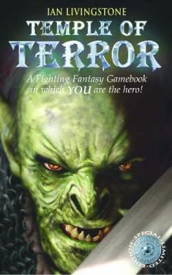 Temple of Terror - Fighting Fantasy S. No. 19 (Paperback)