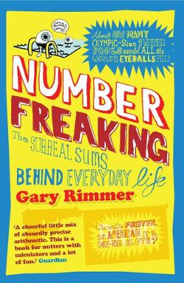 Number Freaking (Paperback)