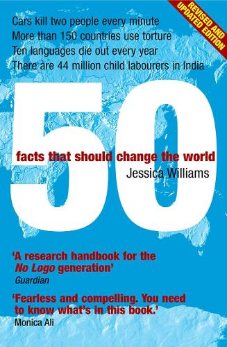 50 Facts That Should Change the World (Paperback)