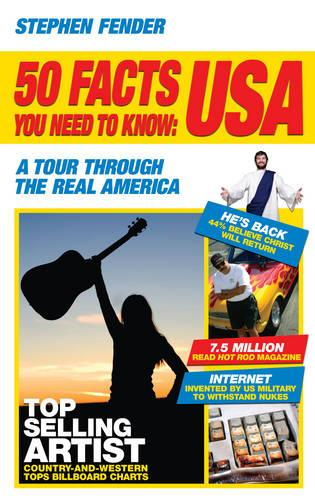 50 Facts You Need to Know: USA: A Tour Through the Real America (Paperback)
