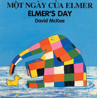 Elmer's Day (vietnamese-english) (Board book)