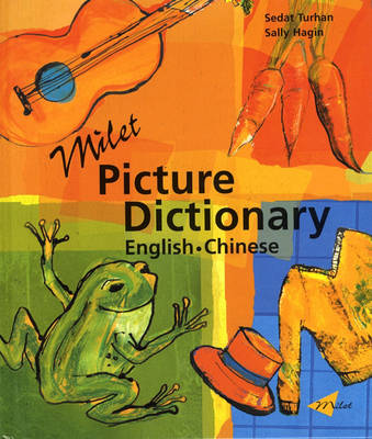 Milet Picture Dictionary (chinese-english) (Hardback)