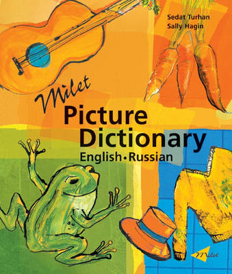 Milet Picture Dictionary (russian-english) (Hardback)