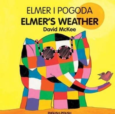 Elmer's Weather (italian-english) (Hardback)